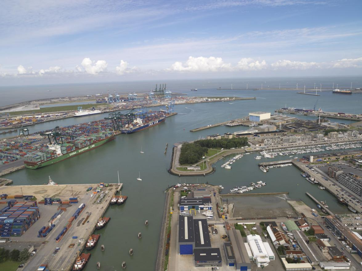 haven zeebrugge